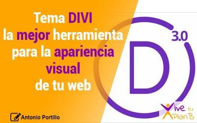 Tema DIVI, la mejor herramienta para la apariencia visual de tu web