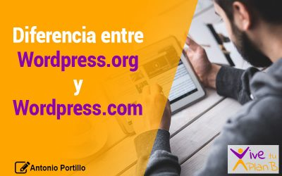 Diferencia entre WordPress.org y WordPress.com